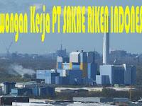 Info Loker PT Sakae Riken Indonesia Kawasan Industri Surya Cipta
