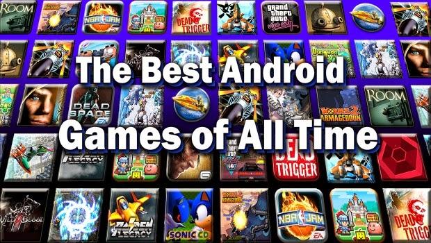أقوى تجميعة لأفضل الألعاب للأندرويد Top Paid Android Games-2015
