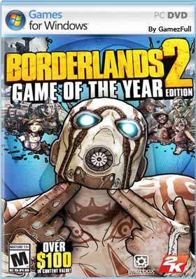 Borderlands 2 GOTY Edition PC [Full] Español [MEGA]