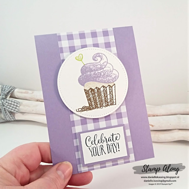 Stampin' Up! Hello Cupcake