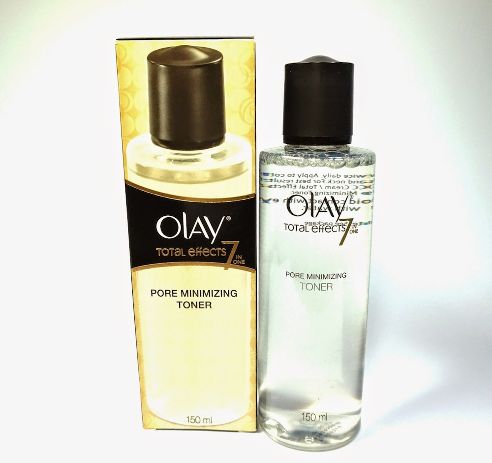 Olay Total Effects 7 In 1 Pore Minimizing Toner Review The