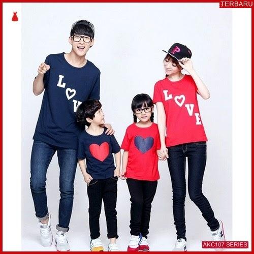 AKC107K118 Kaos Couple Tangga Anak 107K118 Keluarga BMGShop
