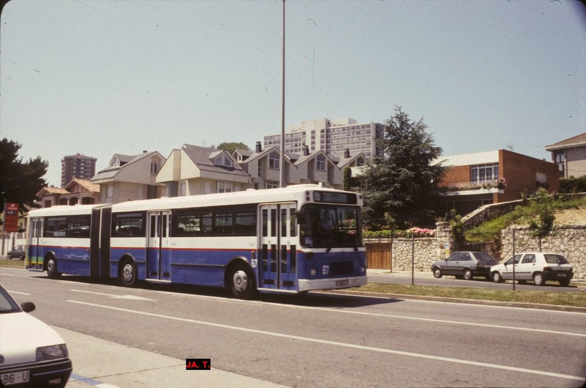 Madrid transportes urbanos santander smtu y 2 - Ciudad pegaso madrid ...