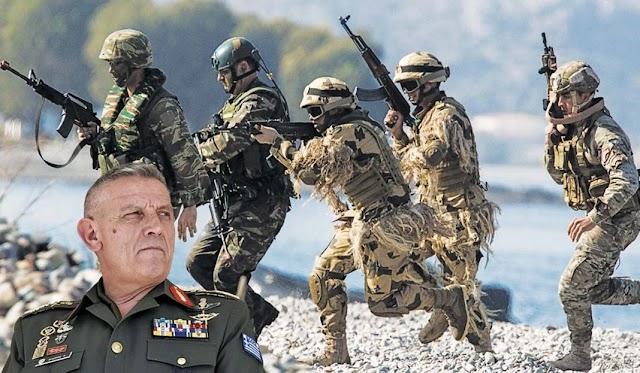 Ειδικές Δυνάμεις: Το σχέδιο του Στρατηγού Φλώρου για πανίσχυρους Έλληνες κομάντο