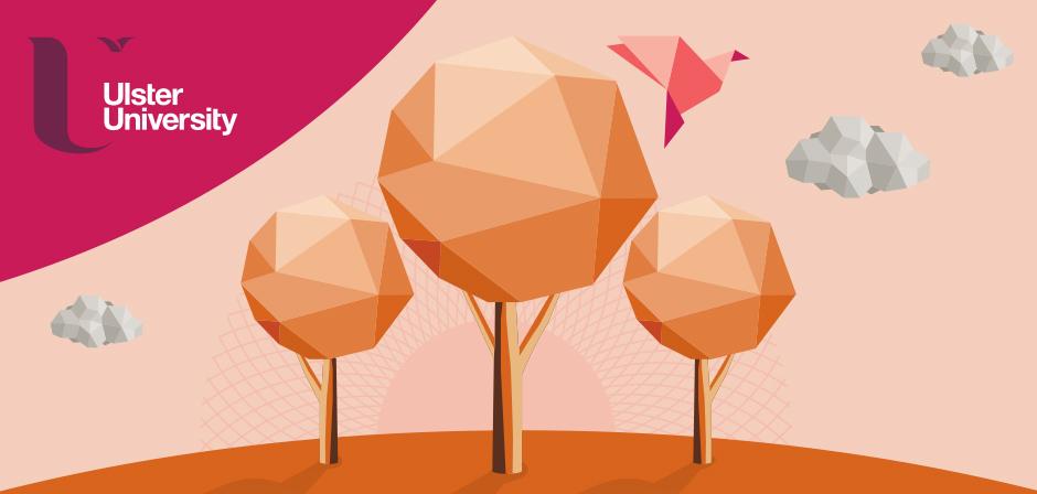 Ulster University Origami Animation - Flickerpix / ASG Ireland