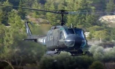 Αυτός είναι ΠΙΛΟΤΟΣ! Δείτε πού προσγείωσε το ελικόπτερο στον Πανορμίτη της Σύμης… [Βίντεο]