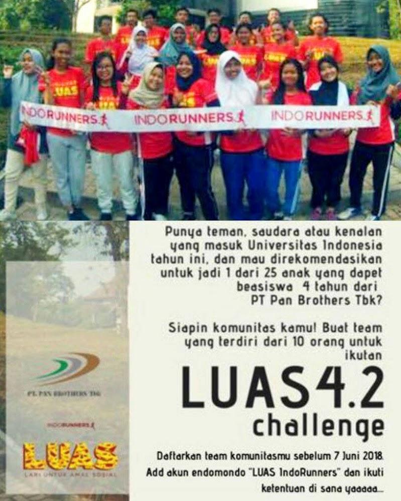 LUAS 4.2 Challenge • 2018