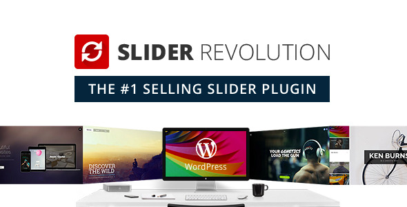 jual plugin Slider Revolution Responsive WordPress Plugin