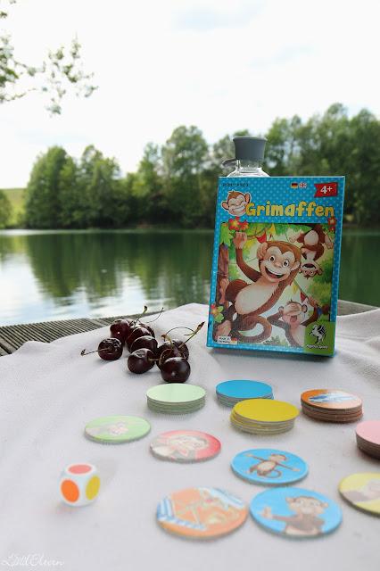 Stadtlandeltern - Pegasus Spiele - Kinderspiele für unterwegs - Grimaffen