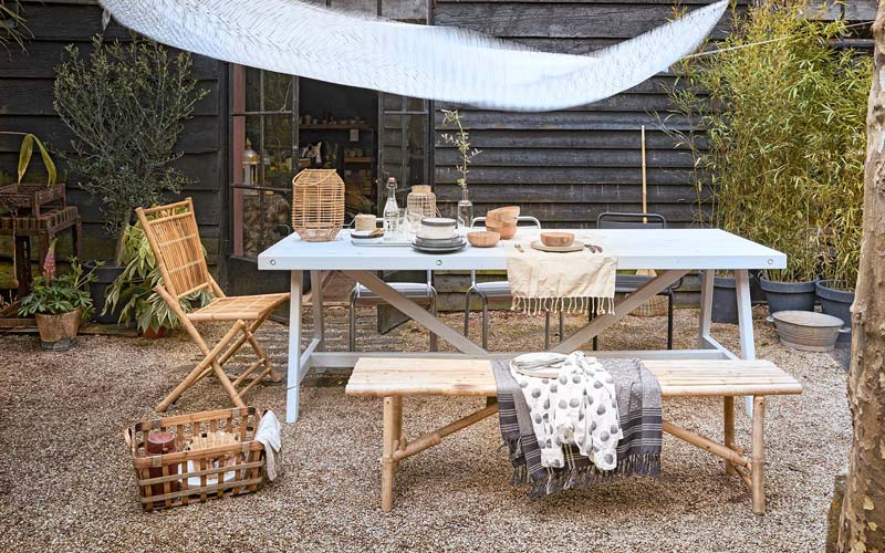 tavolo da giardino fai da te in legno