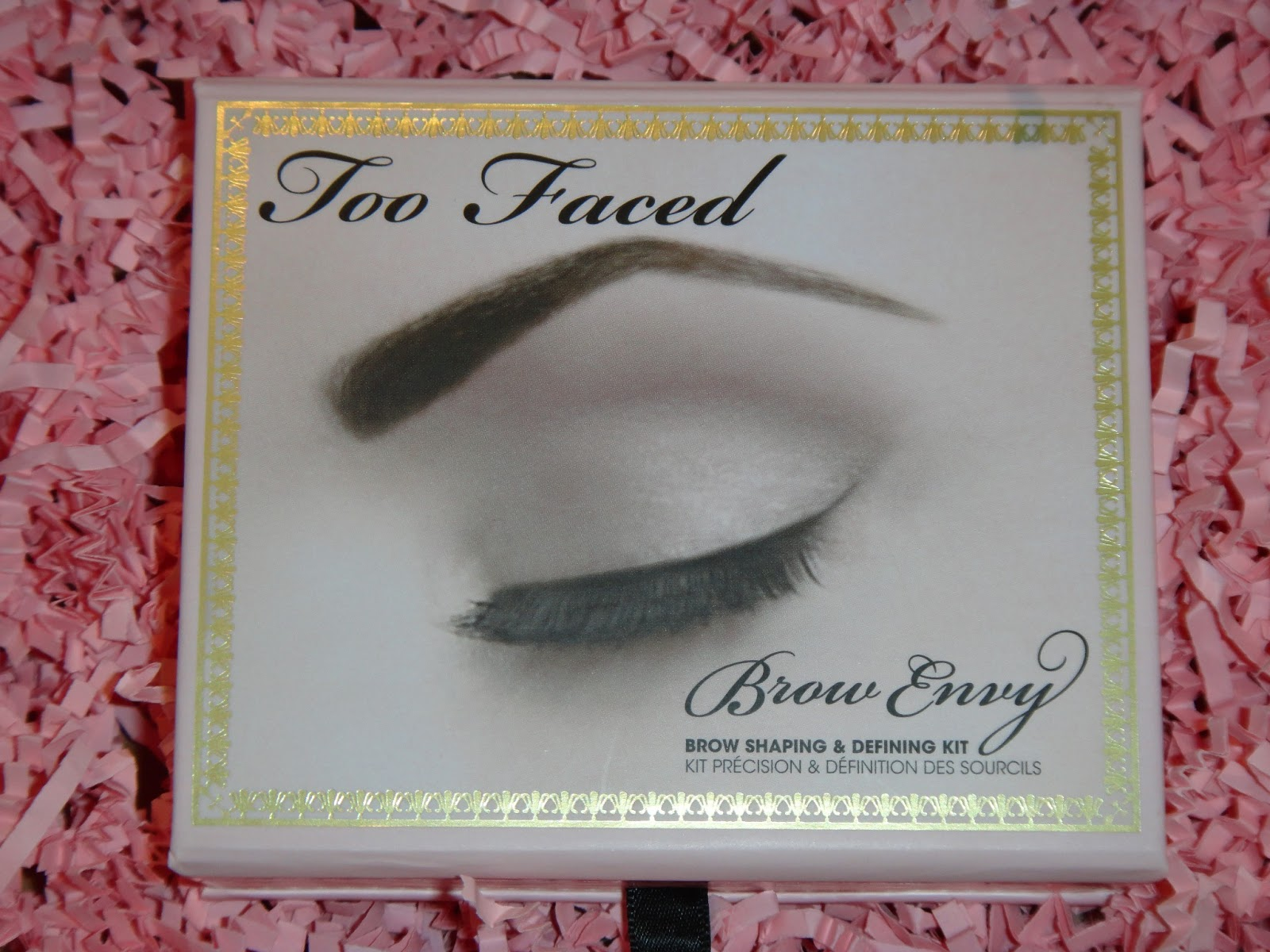 Heather Michelle Brow Envy Kit By Too Faced