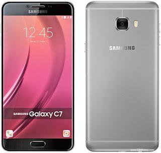 Samsung Galaxy C7 Berkamera Depan 8 MP Harga Rp Rp 6.9 Jutaan (64 GB)