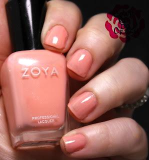 zoya, petals, spring 2016 collection, petals collection, spring nail polish, tulip