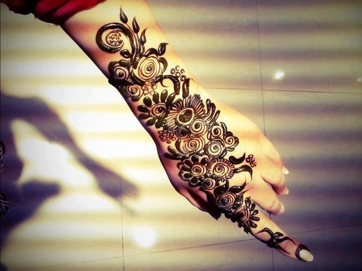 bridal mehndi designs beautiful pakistani new and