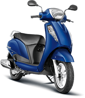 top 10 scooty in India, suzuki access