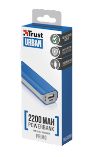 trust power bank 2200mah 21222