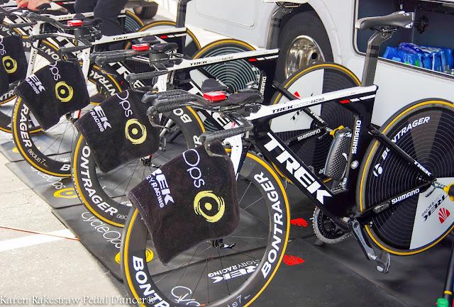 Trek time trial bikes