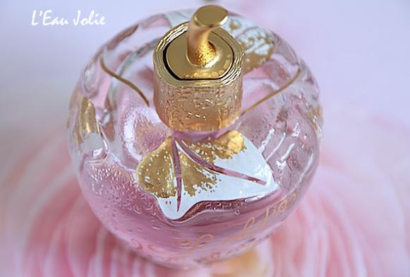 lolita lempicka l'eau jolie eau de toilette été 2013 avis test