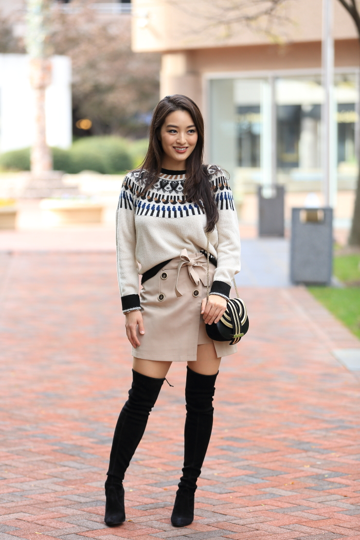 cute Khaki Miniskirts