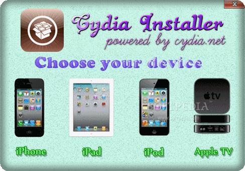 تحميل برامج اي فون عن طريق الكمبيوتر Download Cydia Installer