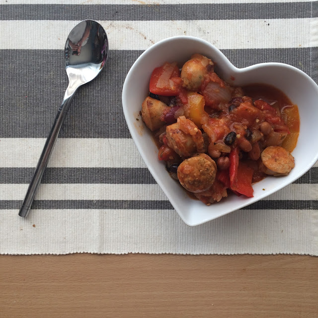 Low Carb Sausage Casserole Recipe