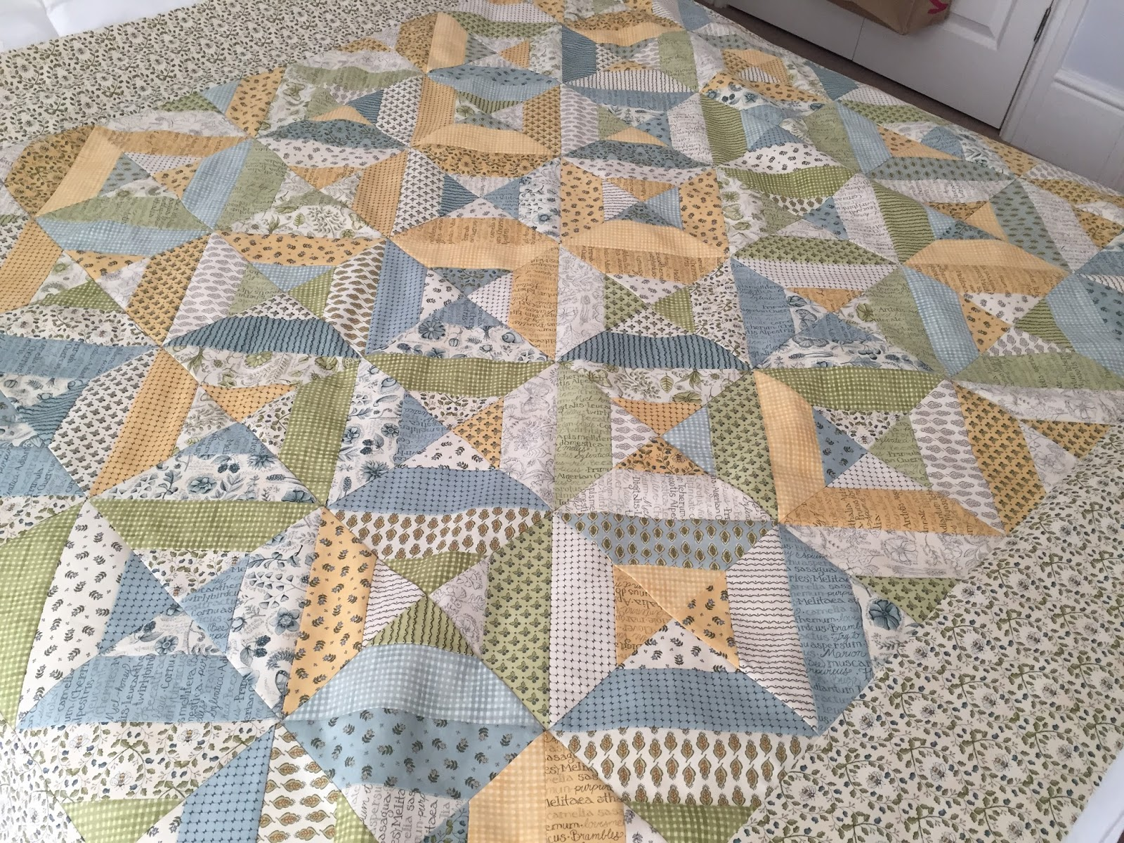 Mother Hen Quilting