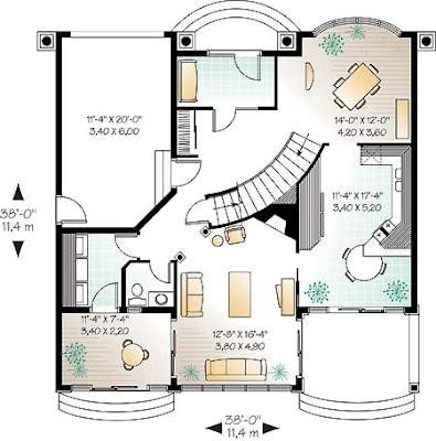 منزل مساحة 250 متر