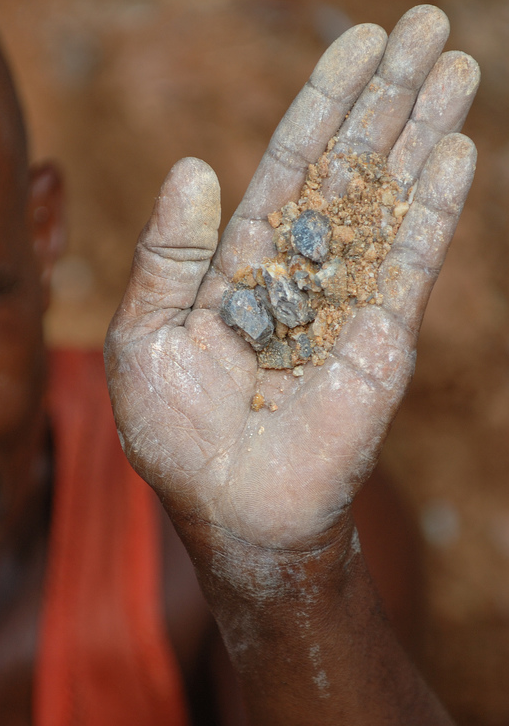 Conflict-minerals