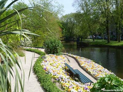 De Hortus - Jardim Botânico de Amsterdam