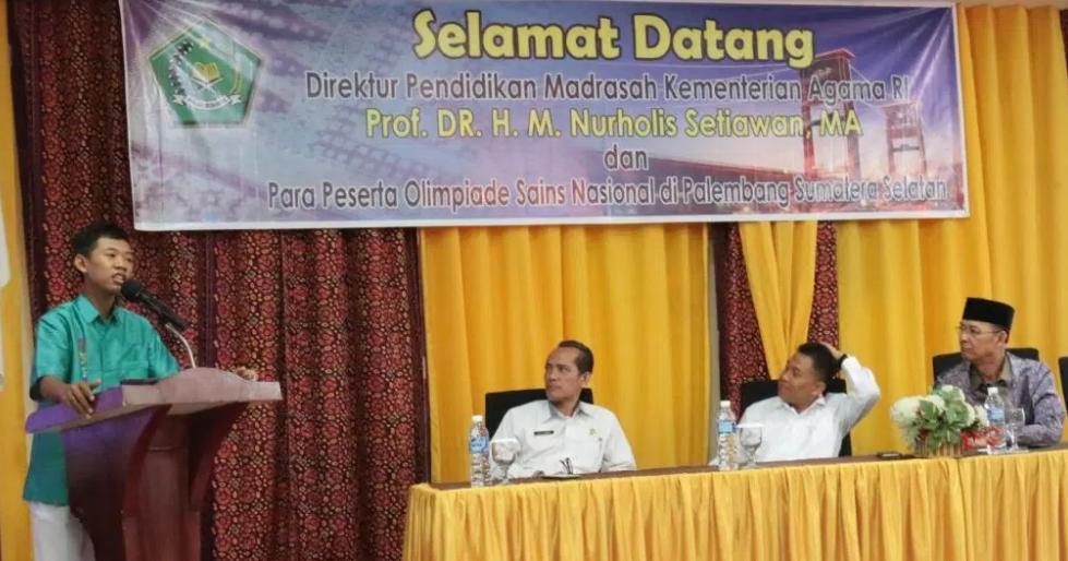 Hadad Auliah Rahman Siswa Madrasah Asli Kebumen Siap Di Adu Di Osn Palembang Info Seputar