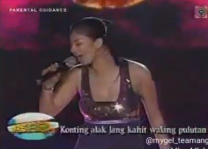 Angel Locsin Jams With 6Cyclemind!