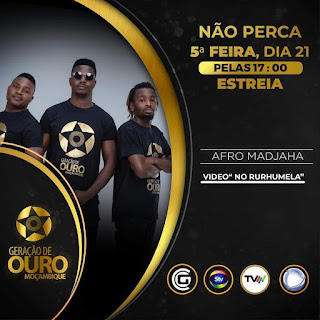Afro Madja - NO RURHUMELA BAIXAR MUSICA