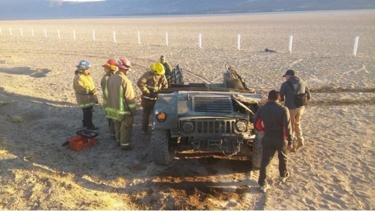 Vuelca Jeep militar en Jalisco; fallecen 2 soldados