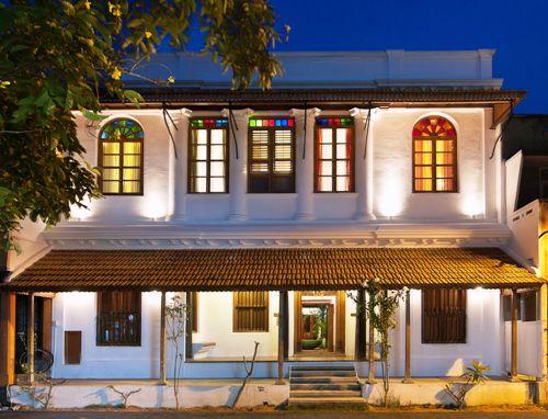 Maison Perumal,Puducherry