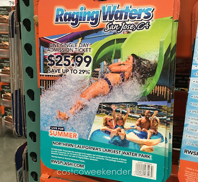 Raging Waters - The ultimate in summer fun
