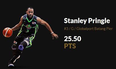 Stanley Pringle
