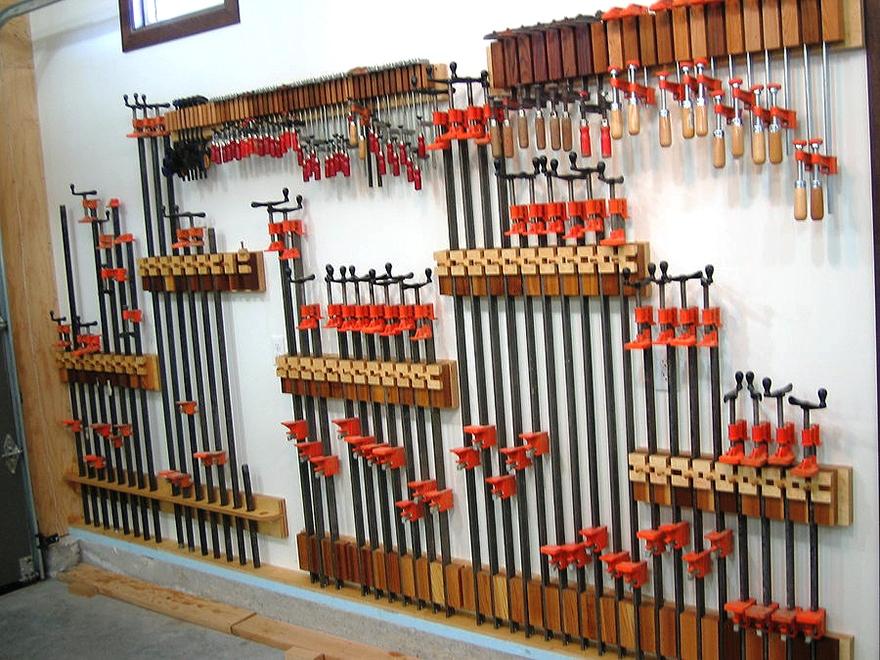 Hobby carpinter a tema tipos de prensas o sargentos for Sargentos de madera
