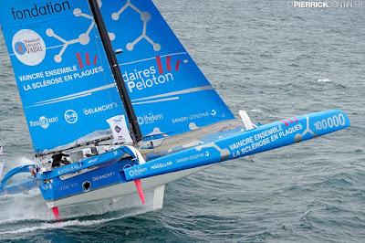 Thibaut Vauchel-Camus souhaite en 2020 remporter la Transat Québec Saint-Malo.