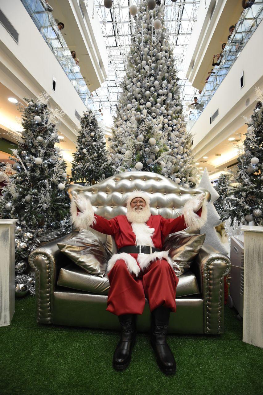 Brasília Shopping traz Um Natal Branco e de amor ao próximo!