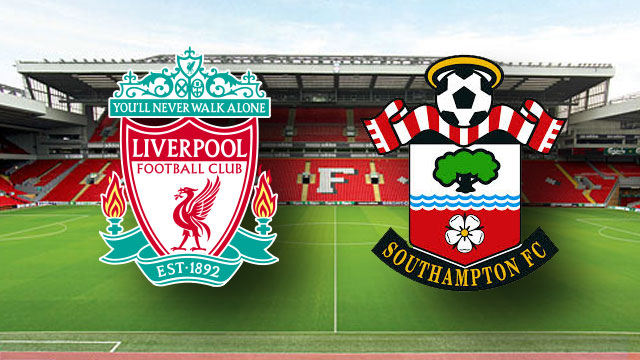 liverpool vs southampton - photo #2