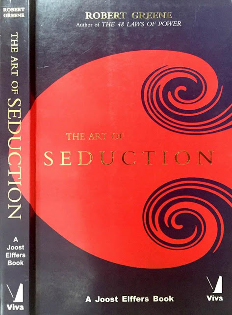 The Art Of Seduction - Cover Book