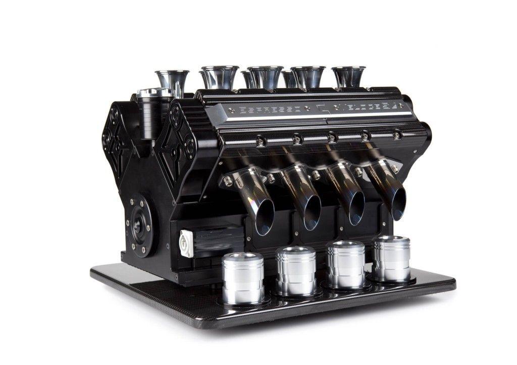 engine espresso machine