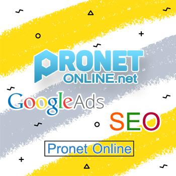 www.pronetonline.net ขายเว็บไซต์, ขายโดเมนเนม, บริการติดตั้งเว็บประกาศฟรี, รับทำการตลาดออนไลน์, รับโพสต์โฆษณาออนไลน์, รับทำอันดับSEO, บริการ Google Ads โทร.080-928-9399
