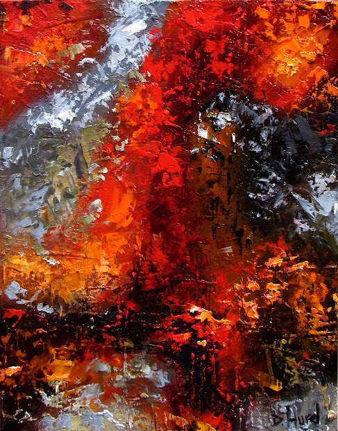 Debra Hurd Original Paintings And Jazz Art Abstract