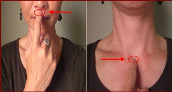 Here Is How To Stop Hiccups In 30 Seconds Or Less By Pressing These Points