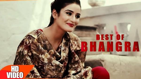 Bhangra Songs 2017 Party Special Jasmeen Akhtar Punjabi Love Raftaar Non Stop Collection