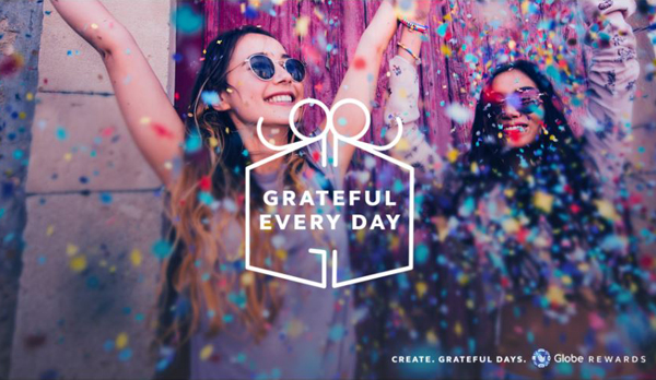 Globe Telecom - Globe 917 Day - Grateful Everyday