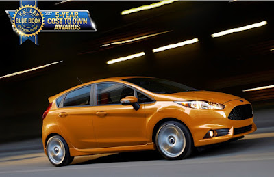 Ford Fusion and Fiesta Take Home New Awards