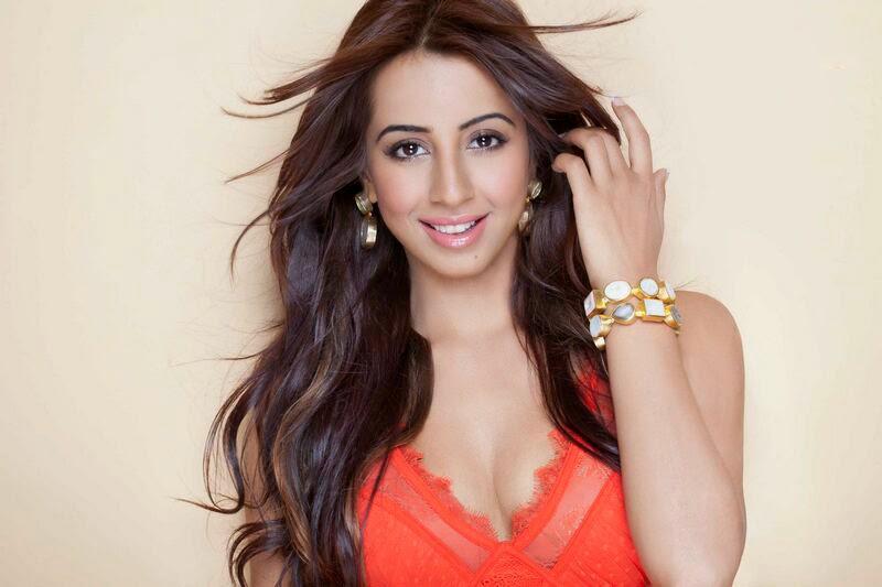 Sanjjanaa Actress Hot Photoshoot