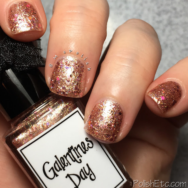 Whimsical Ideas by Pam - Whimsical Valentines 2018 - McPolish - Galentines Day